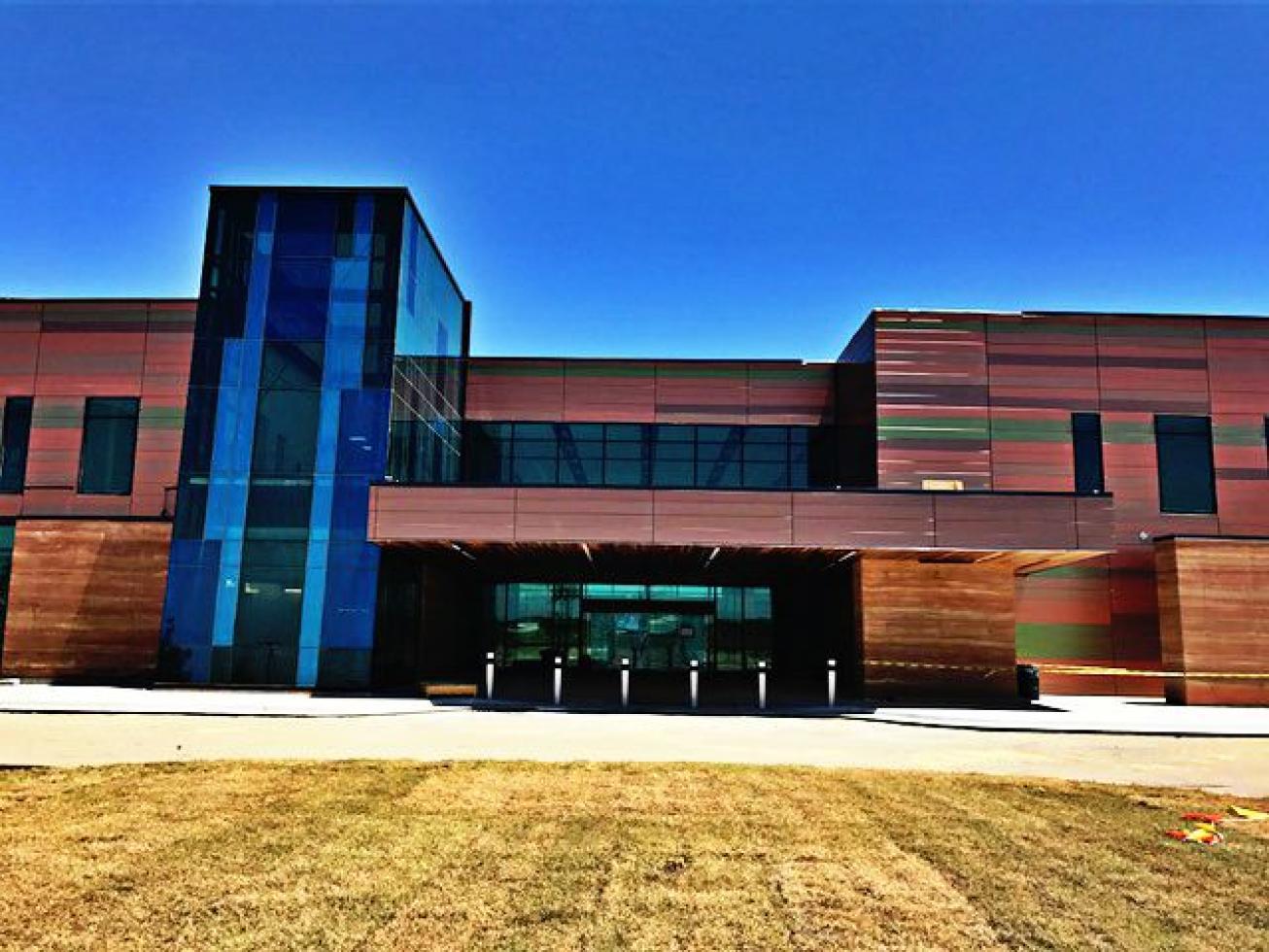 Redstone Construction - Okemah Community Hospital